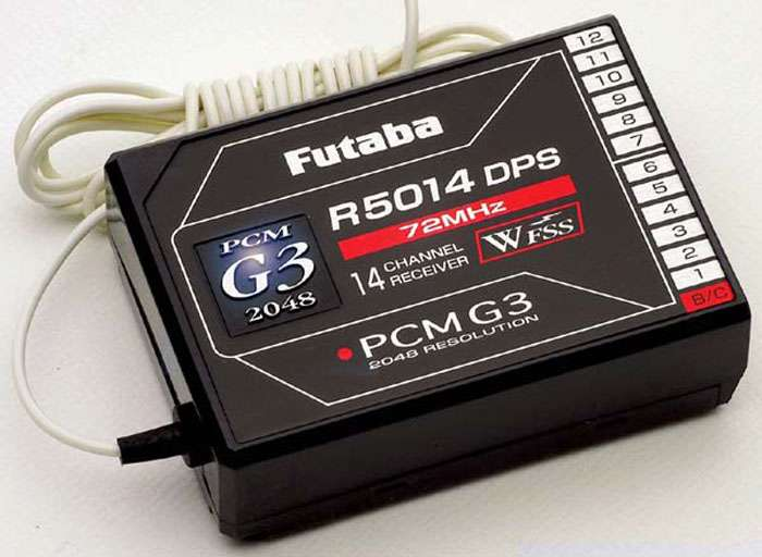 FUTABA R5014DPS(PCM-2048)接收机 FP-010880
